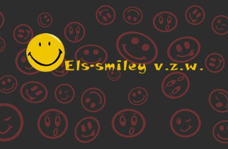 Logo Els-Smiley VZW (Goede goel)